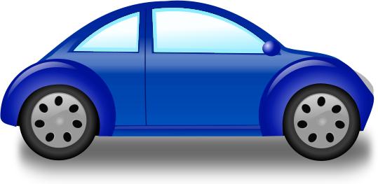 539x263 Car Clipart Blue Car