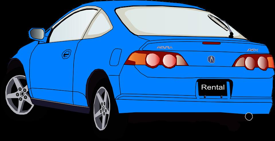 960x492 Blue Car Clipart Car Front