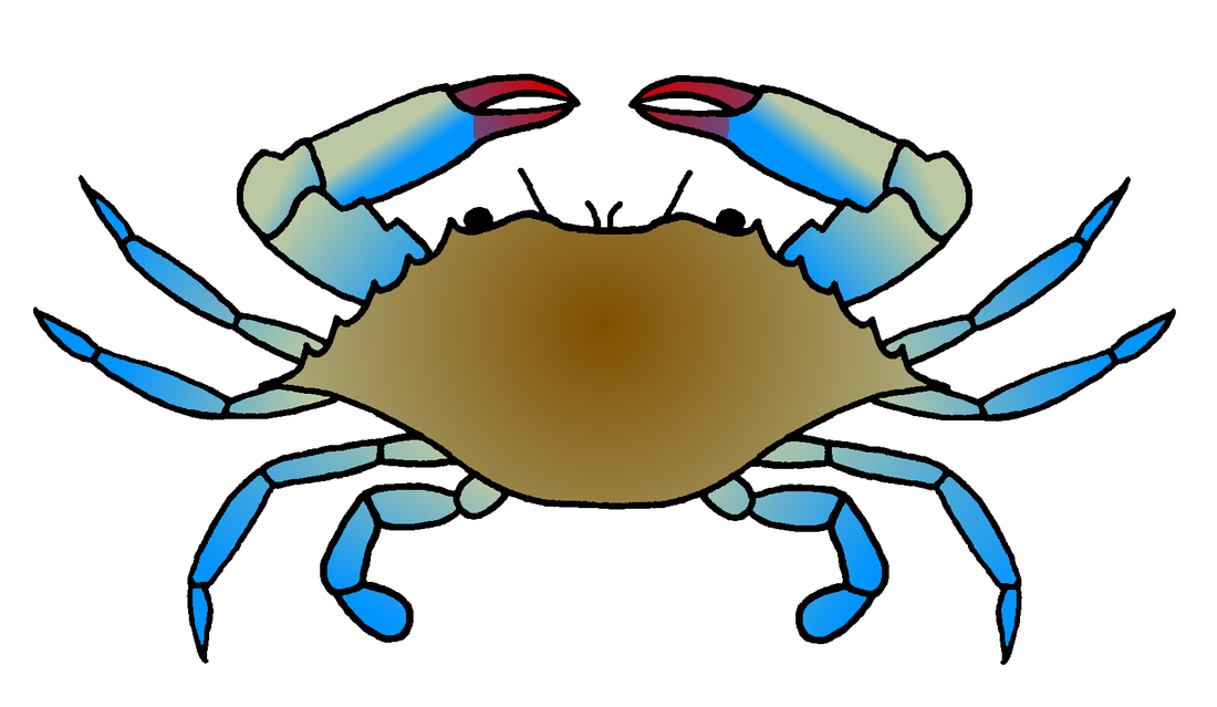 Blue Crab Clipart | Free download best Blue Crab Clipart ...