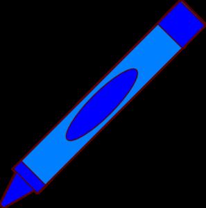 297x300 Crayon Clip Art