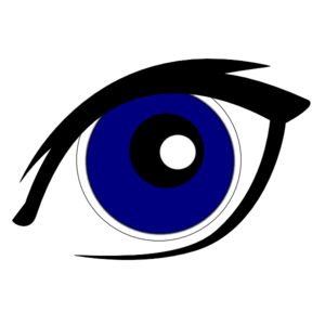 Blue Eye Clipart