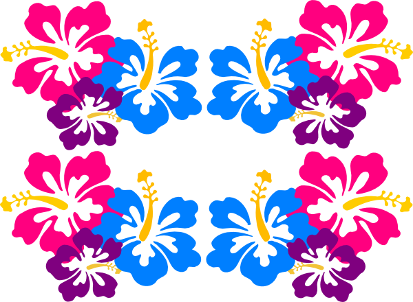 600x440 Clip art hibiscus flower Madelyn Hibiscus Clip Art Sketch Me