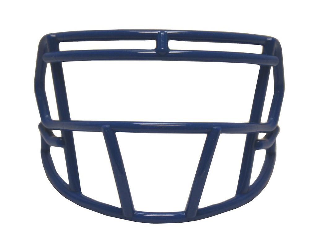 1024x814 Riddell Speed Mini Football Helmet Face Mask Royal Blue