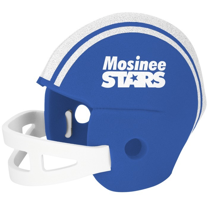700x700 Foam Football Helmet 120047 Imprinted With Your Logo