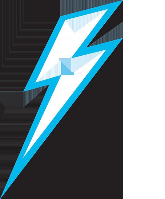 536x648 Lightning Bolt Blue Gallery, Lightning Bolt Light Blue