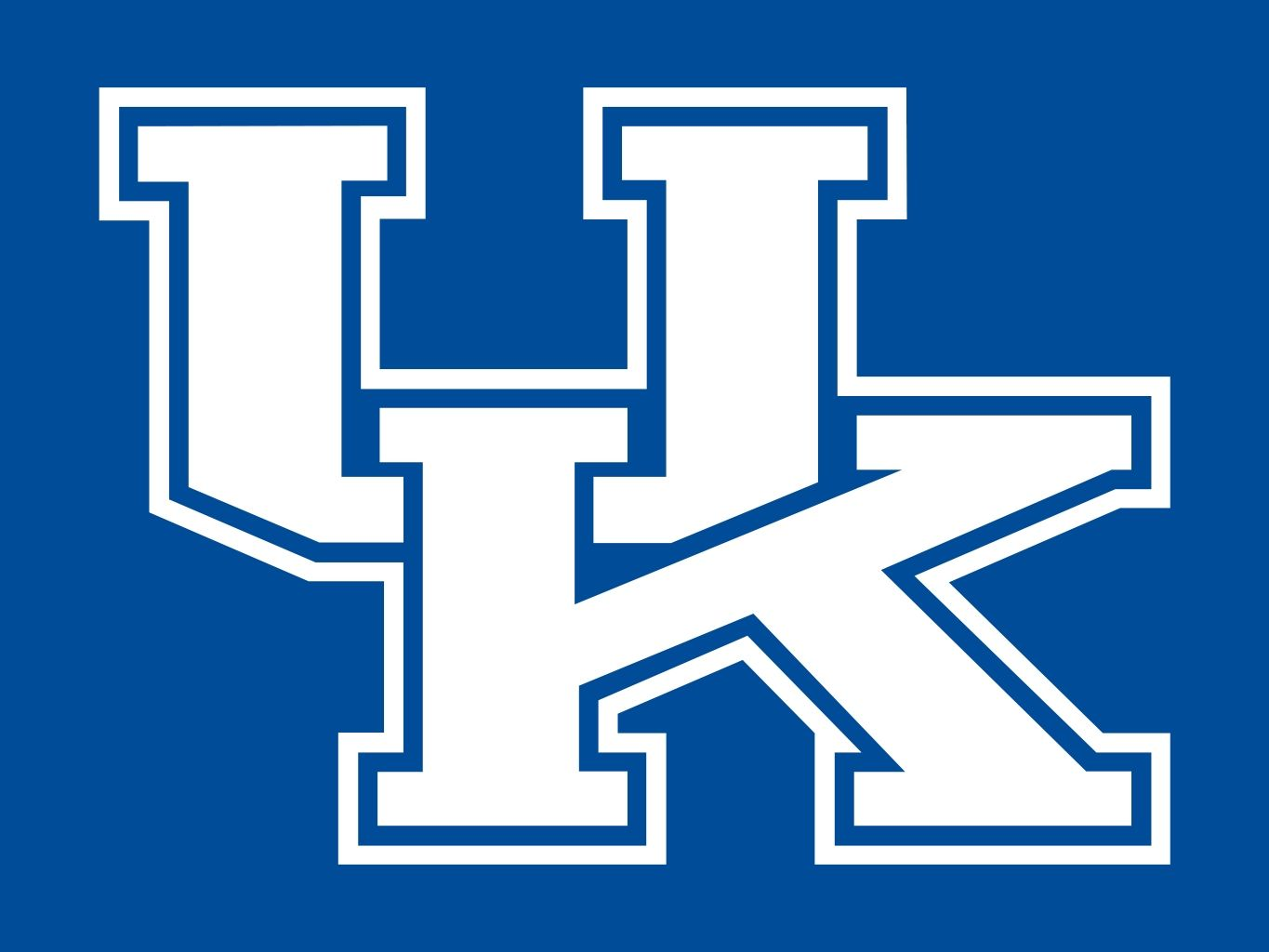 1365x1024 Kentucky Wildcats Logo Tat's Kentucky And Kentucky