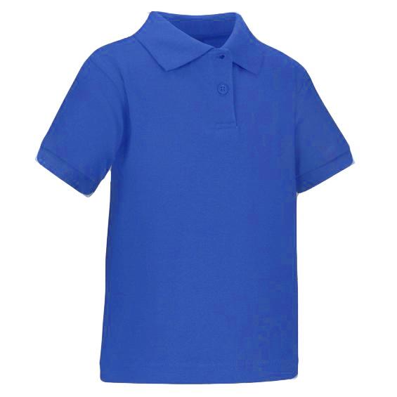 565x565 Royal Blue Polo Shirt Clip Art At Clker Vector Clip Art Royal Blue