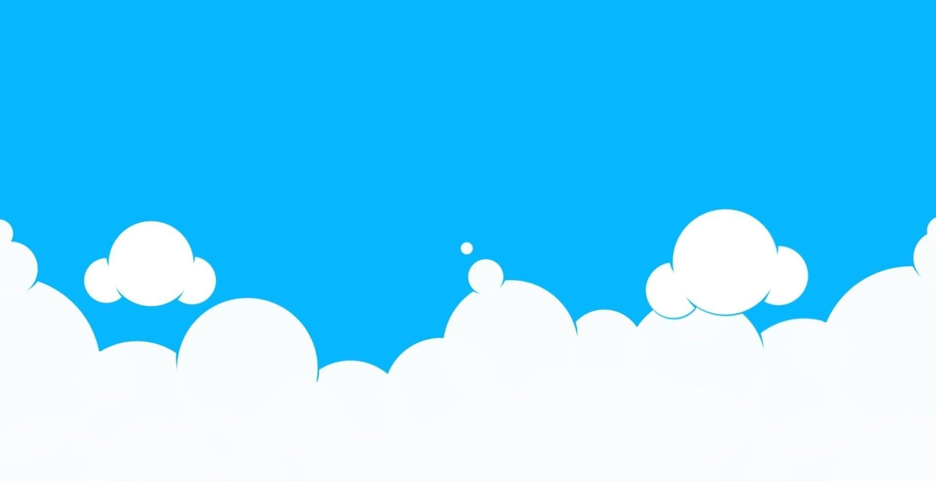 1920x986 Cloudy sky clipart