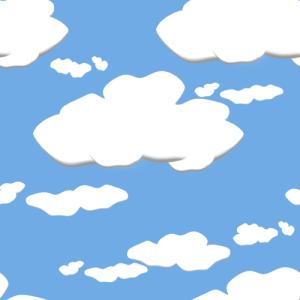 300x300 In A Bright Blue Sky. Clipart Panda