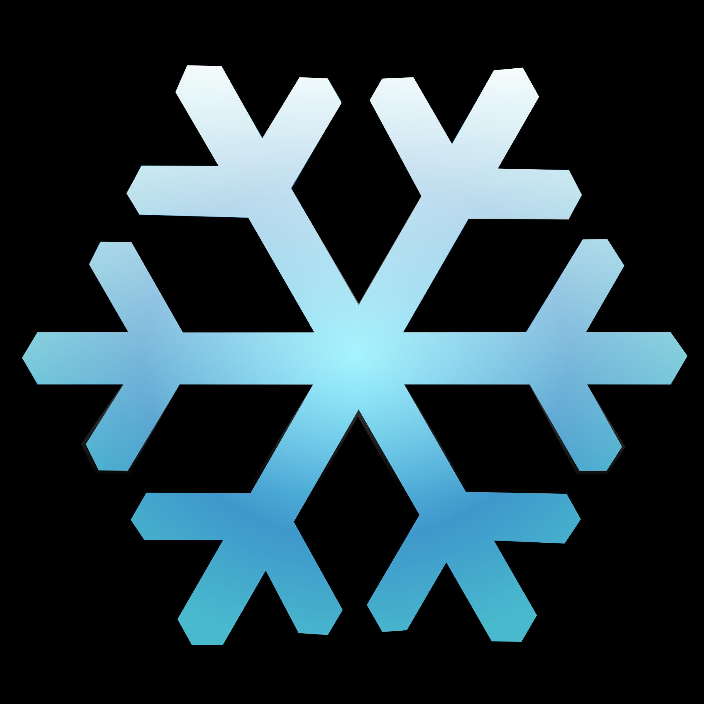 2400x2400 Snow Snowflake Clipart, Explore Pictures