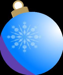 249x297 Snowflake Clipart Blue Christmas