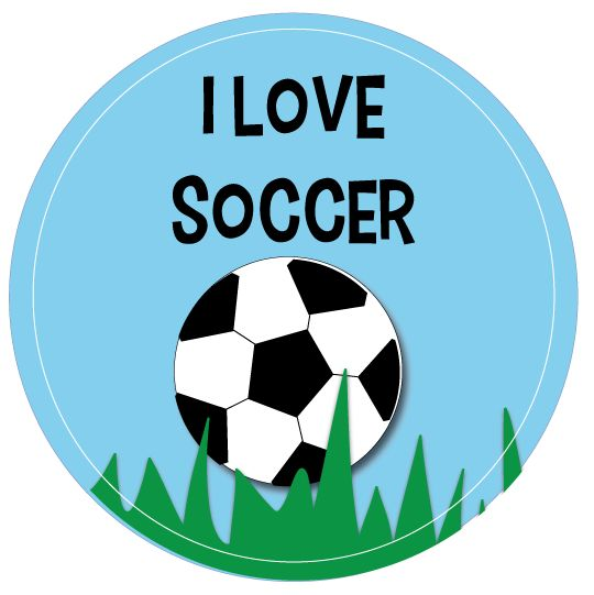 540x541 Free Clipart Soccer Ball