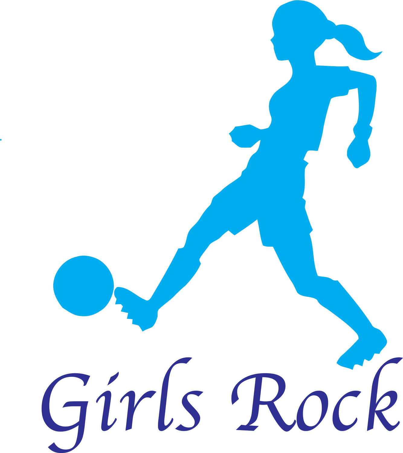 1334x1500 Girl With Soccer Ball Clip Art
