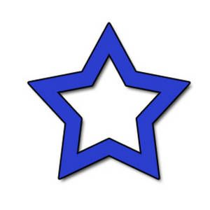 300x300 4th Of July Star Clipart Happy 4th Of July Star