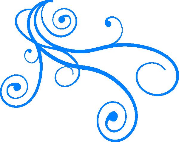 600x477 Curly Wind Clip Art