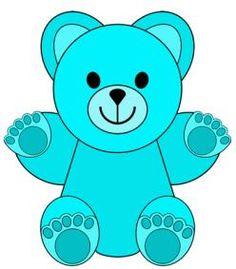 236x269 Clip Art Little Colored Bears Clip Art, Bears And Teddy Bear