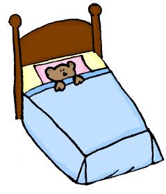 239x279 Sleeping Teddy Bear Clip Art