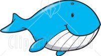 201x113 Blue Whale Clip Art