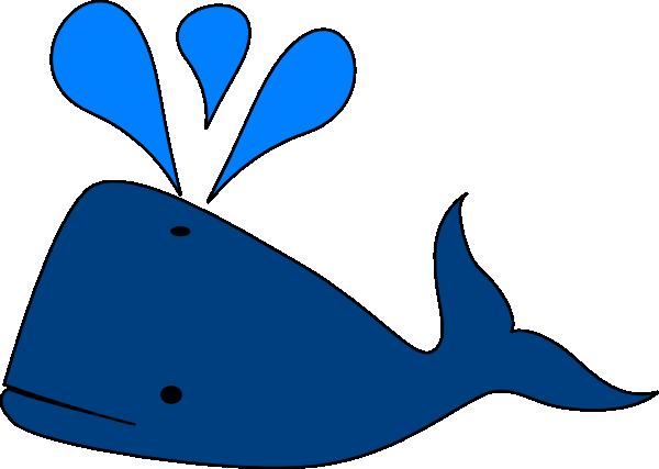 600x427 Blue Whale Clip Art
