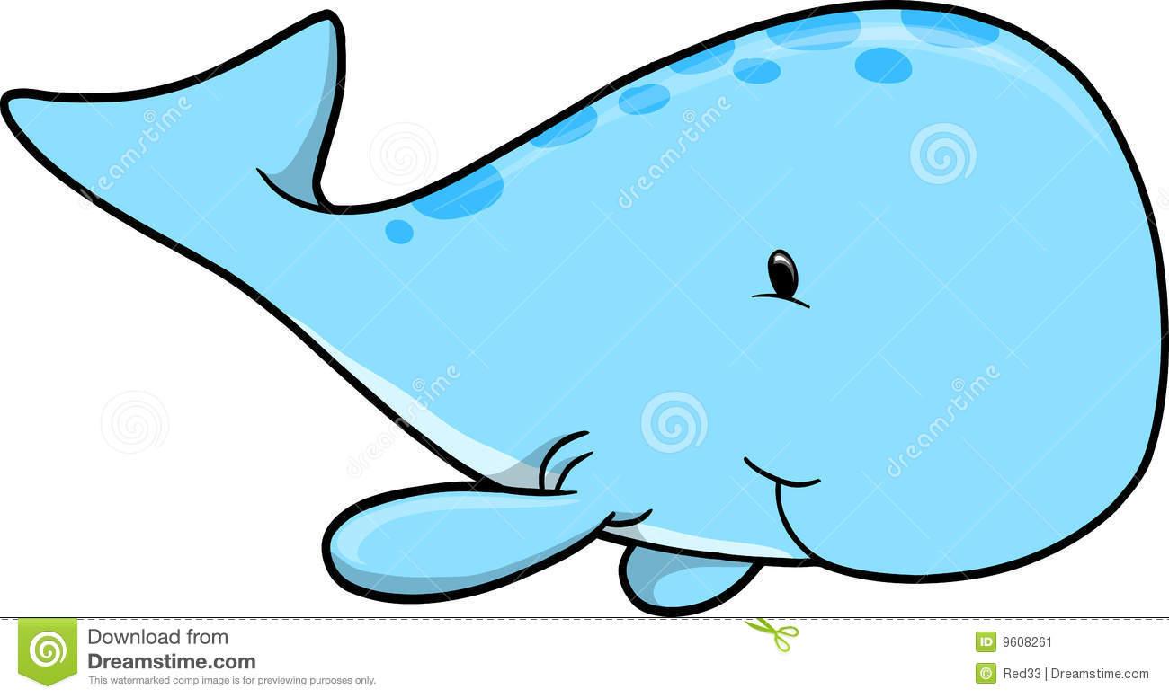1300x777 Blue Whale Clipart Cute