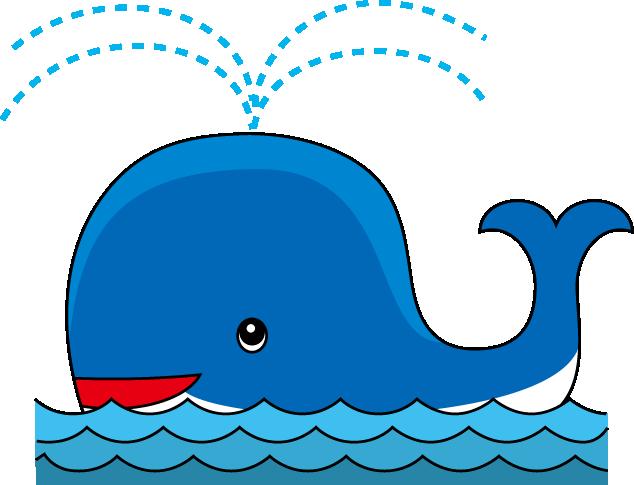 634x485 Little Blue Whale Clip Art Free Pictures 2