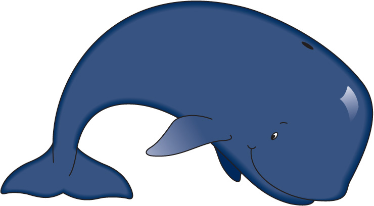 740x408 Top 75 Whale Clip Art