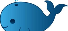 272x125 Blue Whale Clip Art Clipart