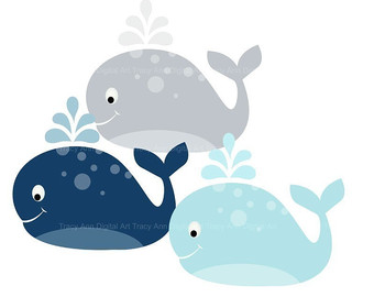 340x270 Baby Whale Baby Shower Whale Clipart Free Images 2