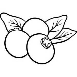 300x300 Blueberry Clipart Black And White Letters Example