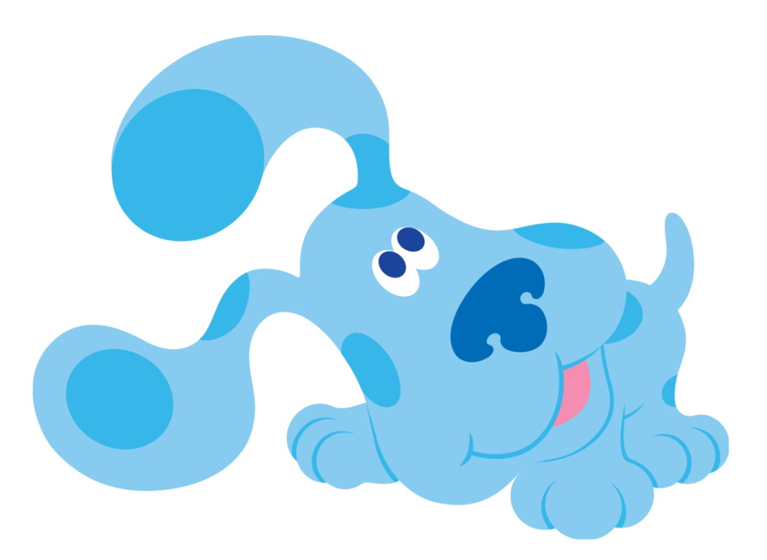 1090x796 Cartoon Characters Blue's Clues Blues Clues Printables