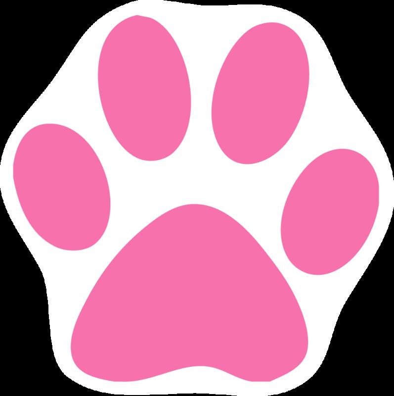 797x800 Cat Paw Prints Images Free Download Clip Art