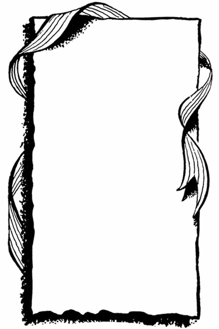 700x1053 Clip Art Borders