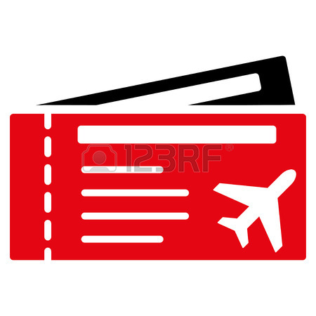 450x450 Boarding Pass Icon With 2017 Year Bonus Vector Design Elements
