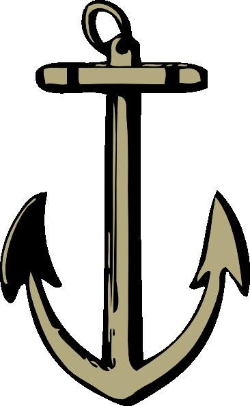 366x593 Anchor Clipart Boat Anchor