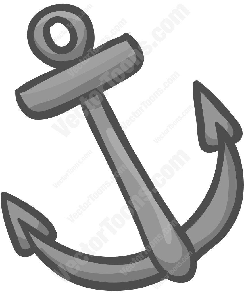 856x1024 Boat Anchor Cartoon Clipart