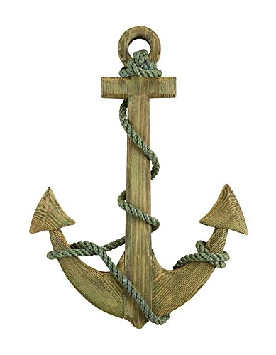 389x500 24 Wooden Boat Anchor With Crossbar Home Amp Kitchen
