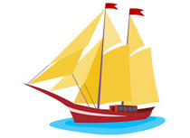 210x153 Free Boats And Ships Clipart