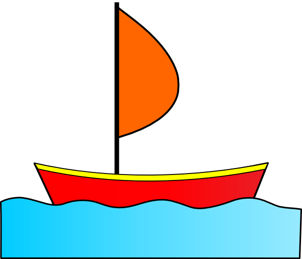 600x515 Boat Clipart