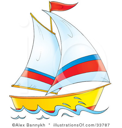 400x420 Clipart Boat