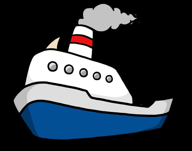 650x511 Clip Art Boat