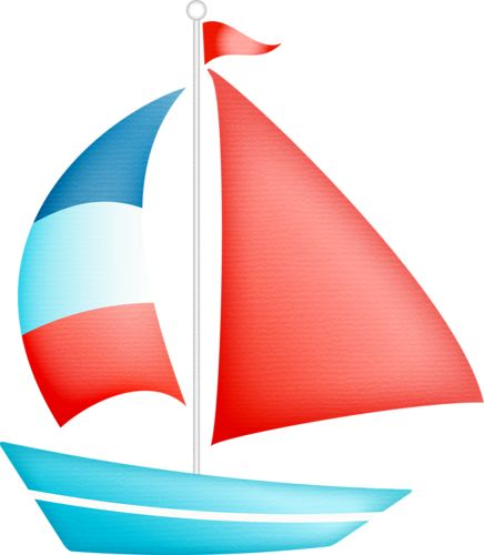 436x500 Sail Boat Cute Untry Cliparts