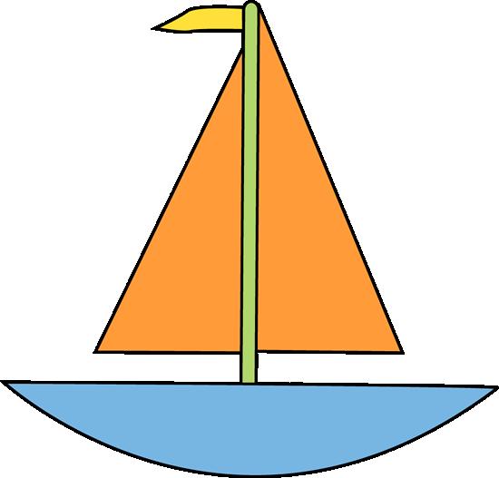 550x527 Boat Clip Art