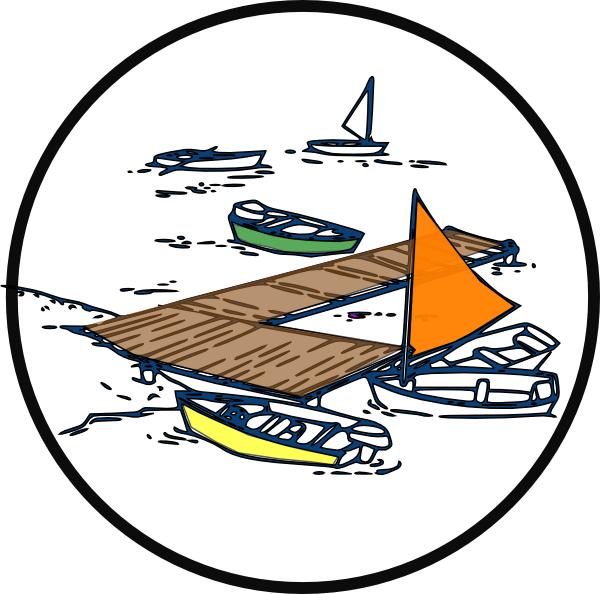 600x594 Dock Boat Clipart, Explore Pictures