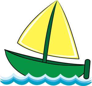 300x281 Boat Clipart