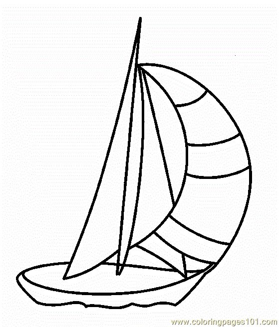 Boat Outline