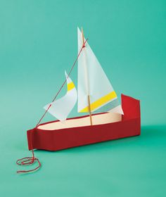 236x280 Boat Craft For Kids To Make From Juice Boxes That Really Floats