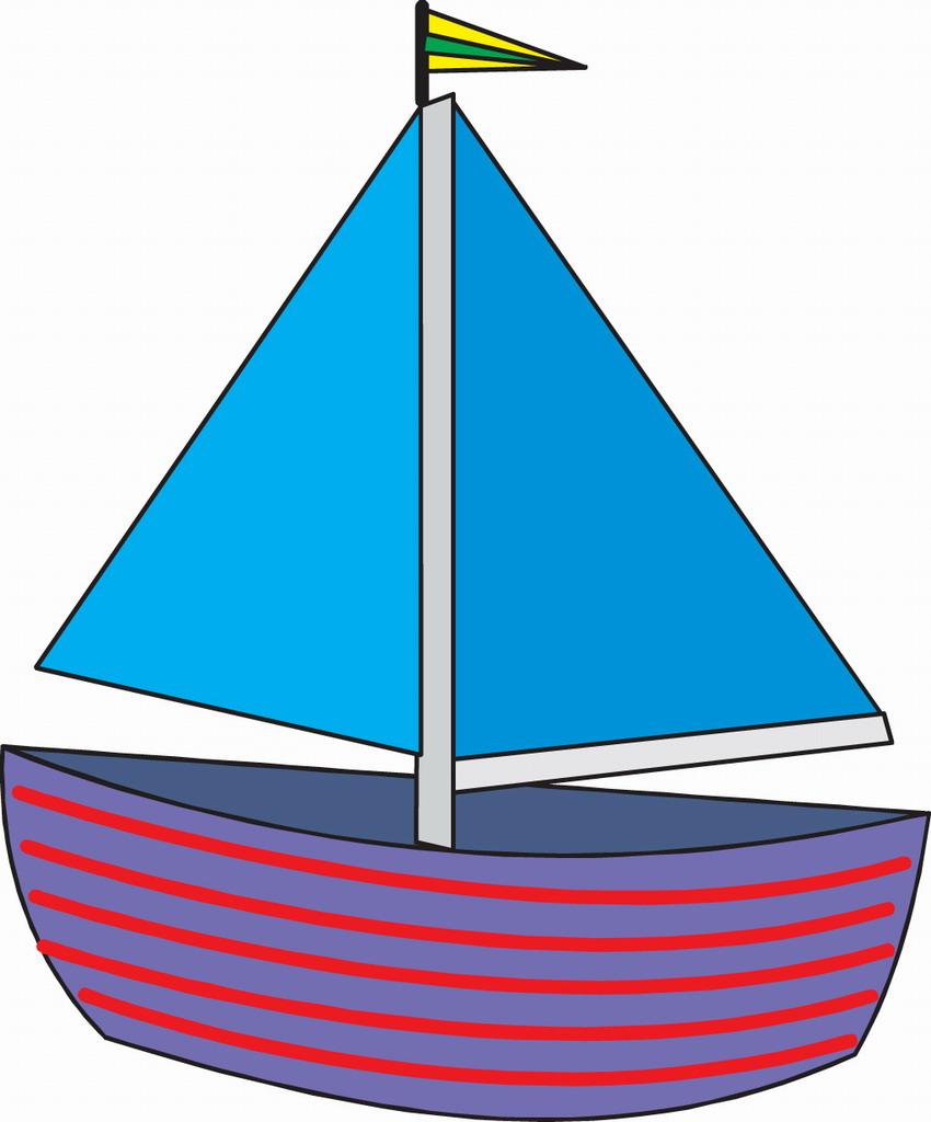 850x1024 Boat