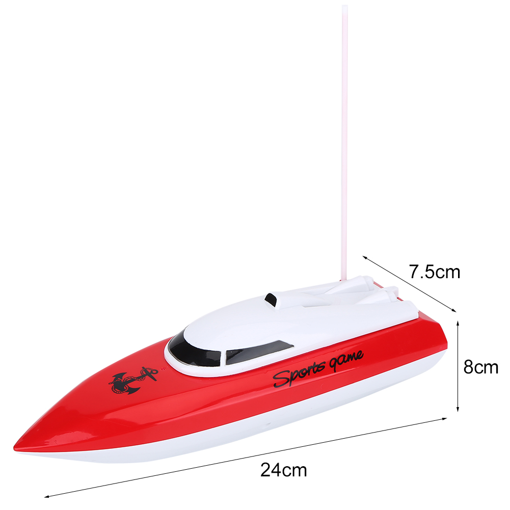 1001x1001 Children Kids Wireless Remote Control Rc Boat Super Mini Speed