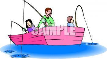 350x195 Fishing Boat Clipart Child Fishing