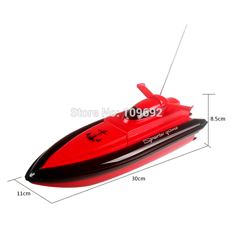 800x800 Free Shipping Rc Boat Children Rechargeable High Speed Boats